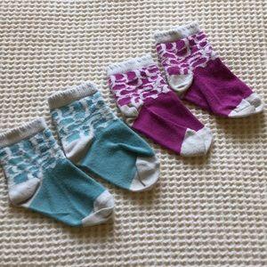 Other - ⭐️ Organic cotton socks - 2 pairs